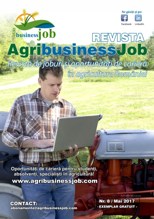 Revista AgriBusinessjOB nr.8